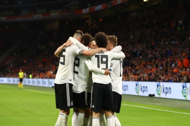 بـ10 لاعبين.. ألمانيا تقسو على إستونيا في تصفيات يورو 2020