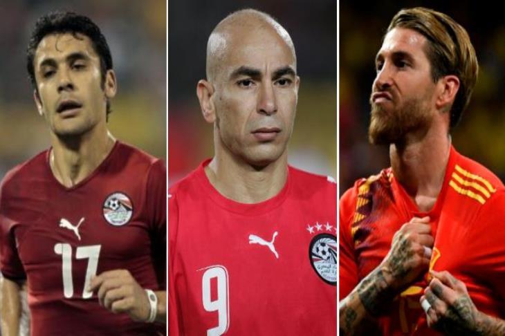 عميد لاعبي العالم في خطر.. ماذا يفصل راموس عن أحمد حسن؟