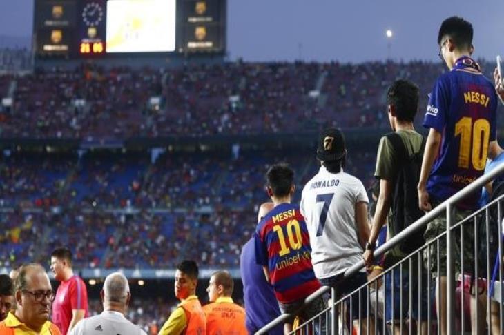رسميًا.. كلاسيكو برشلونة وريال مدريد 18 ديسمبر