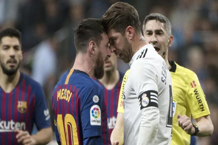 3 ساعات تكفي لحل الأزمة.. برشلونة وريال مدريد يتفقان على موعد الكلاسيكو