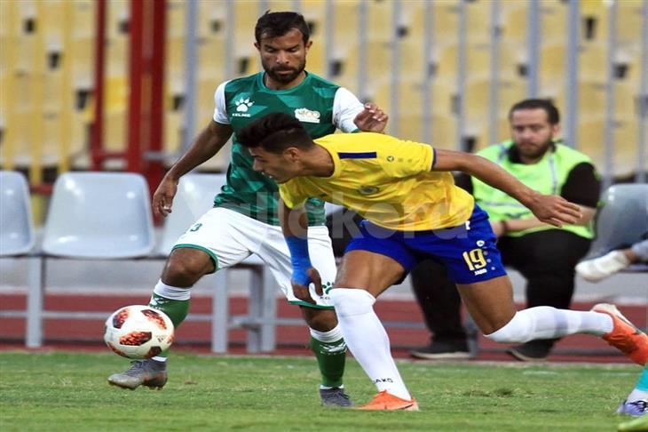الاتحاد يعبر المصري بصعوبة ويدخل المربع الذهبي في الدوري