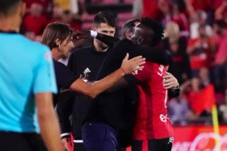 مدرب مايوركا: الفوز على ريال مدريد منحنا 10 نقاط وليس 3