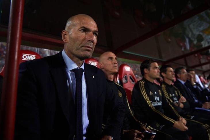 زيدان: ريال مدريد افتقد لكل شيء أمام مايوركا
