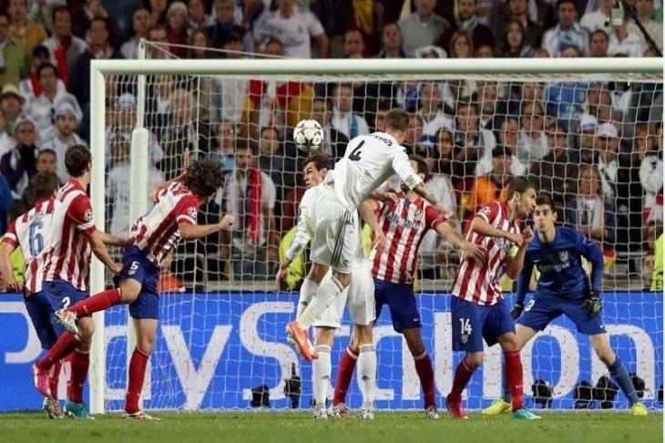 مودريتش: هدف راموس في نهائي 2014 غيّر تاريخ الكرة في أوروبا