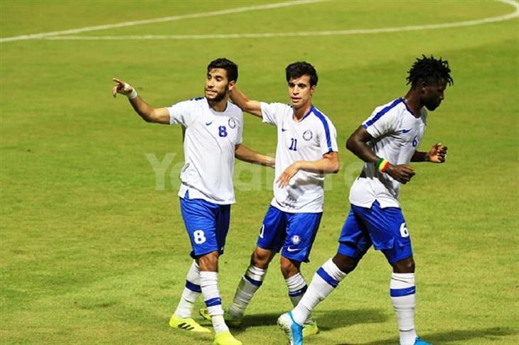 قذيفة حسام حسن تمنح سموحه فوزه الأول في الدوري على إنبي