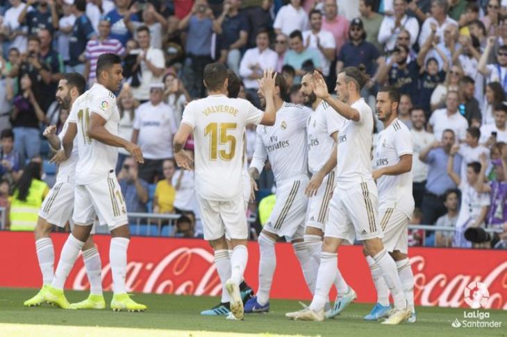 هازارد وبيل أبرزهم.. 8 غائبين عن قائمة ريال مدريد لمباراة مايوركا