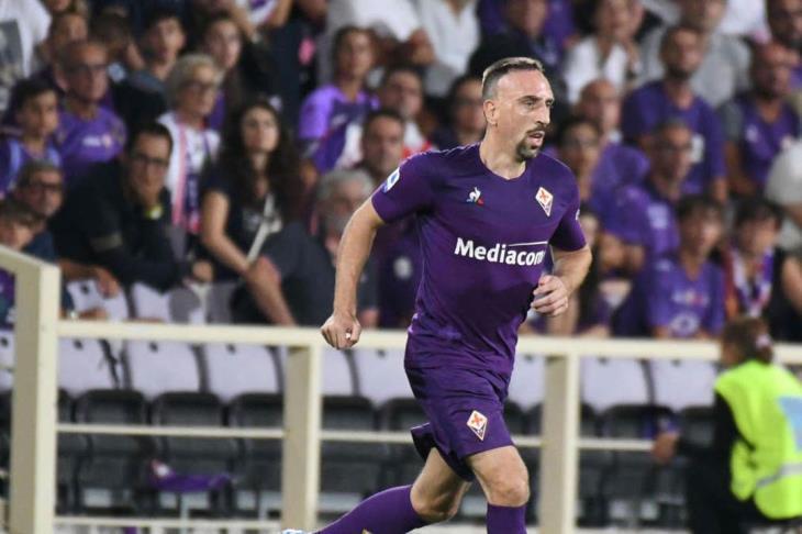 ريبيري أفضل لاعب في الدوري الإيطالي في سبتمبر