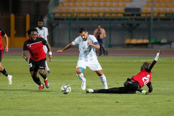 مباراة الأهداف الرائعة.. بيراميدز يصل لصدارة الدوري بفوز مثير على الانتاج