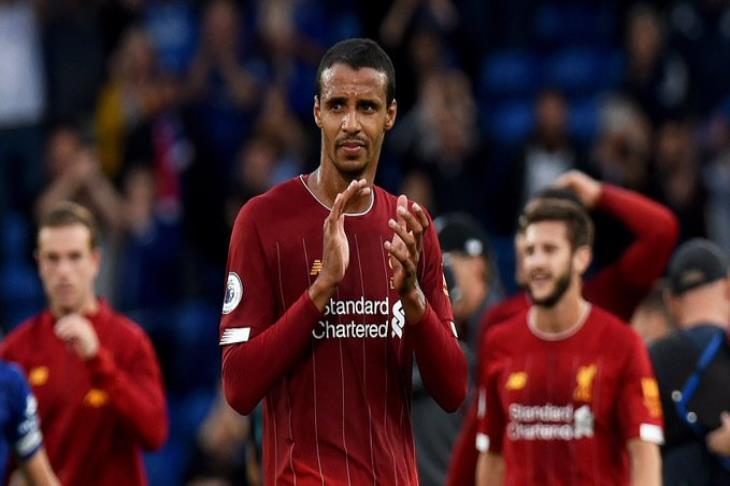 ماتيب يغيب عن ليفربول حتى نهاية الموسم للإصابة