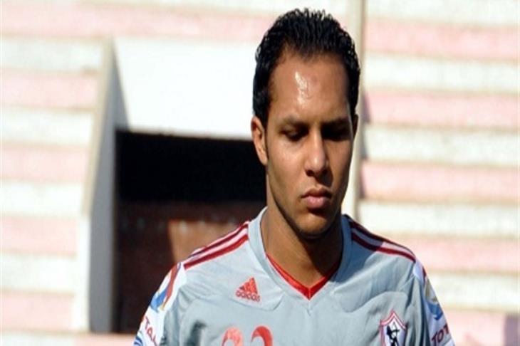 وفاة علاء علي لاعب الزمالك الأسبق