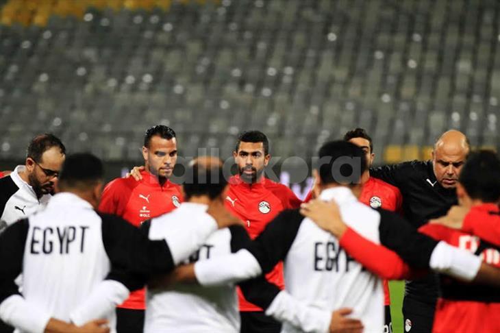 مصر تطير إلى جزر القمر بدون أحمد جمعة للإصابة