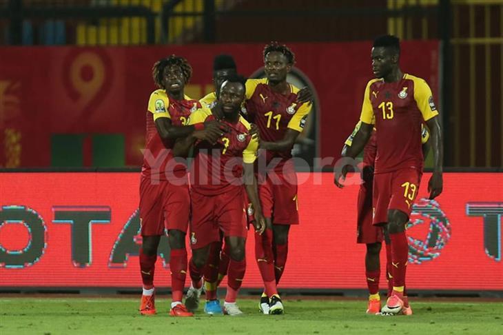 بمساعدات مصرية.. غانا تتأهل لنصف نهائي بطولة أفريقيا