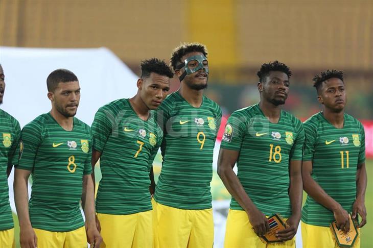 """""""التوقف الدولي"""" يثير قلق مدرب جنوب أفريقيا قبل مواجهة مصر"""
