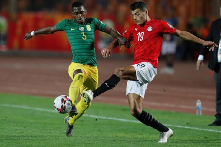 مدافع جنوب إفريقيا: إنه الجانب السيئ من اللعبة.. لكن مصر استحقت الفوز