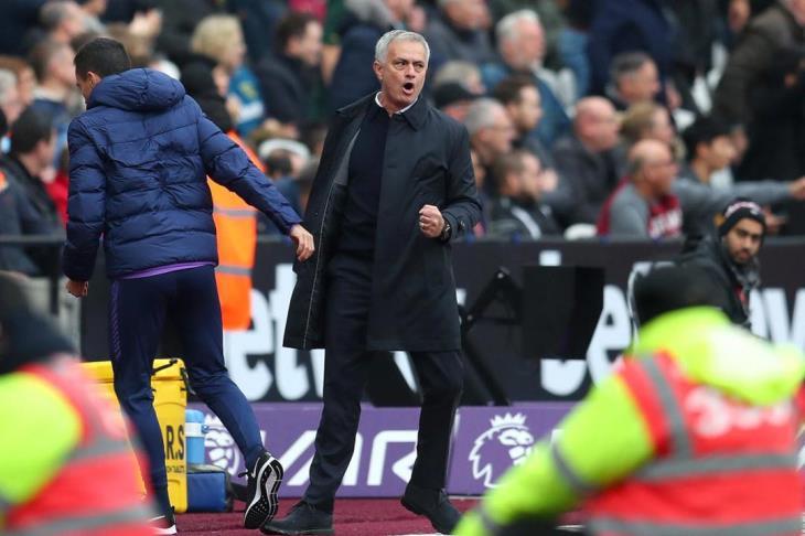مورينيو يعيد توتنهام إلى طريق الانتصارات على حساب ويستهام في الدوري الإنجليزي
