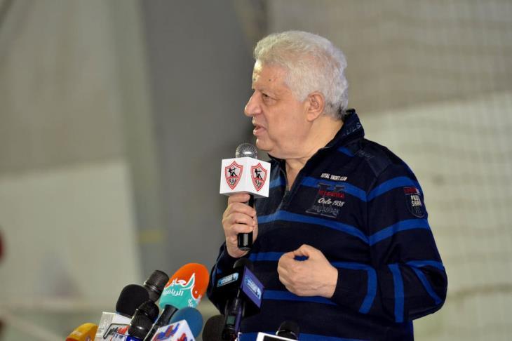 مرتضى منصور: أبو ريدة وقف بجانبنا كثيرًا.. وسنسانده في الانتخابات