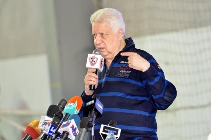 مرتضى منصور: لا أريد قناة الزمالك.. سأكتفي بـ 3 ساعات على الحدث اليوم