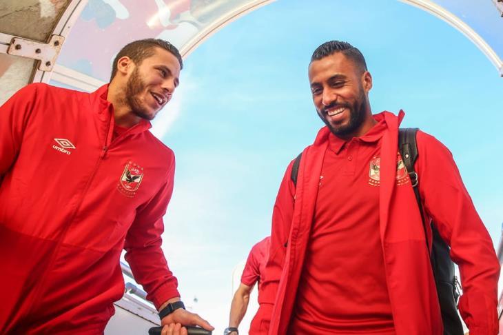 رمضان صبحي يتواجد.. 24 لاعباً بقائمة الأهلي لسوبر الزمالك في أبوظبي