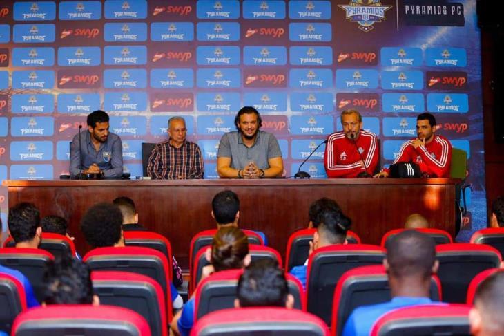 بيراميدز يُعلن تعيين هاني سعيد مديرًا رياضيًا