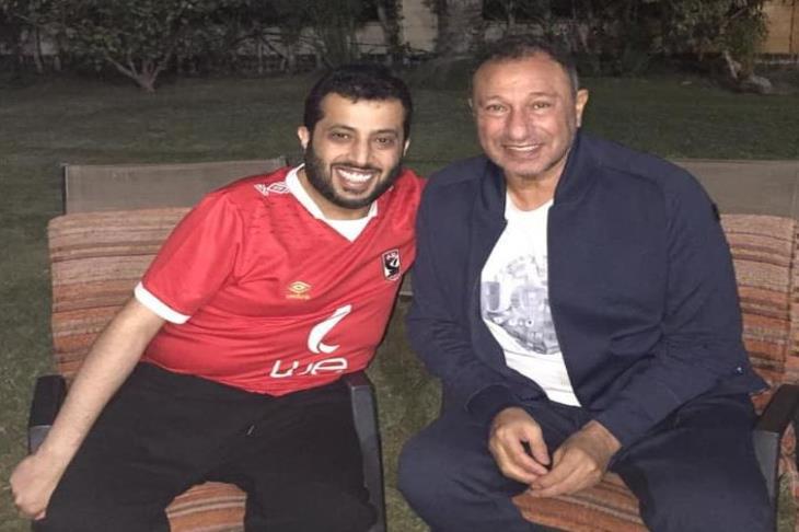 آل الشيخ: الخطيب طلب عودتي للأهلي عندما استقلت.. ولا يوجد اتفاق بين أعضاء إدارته