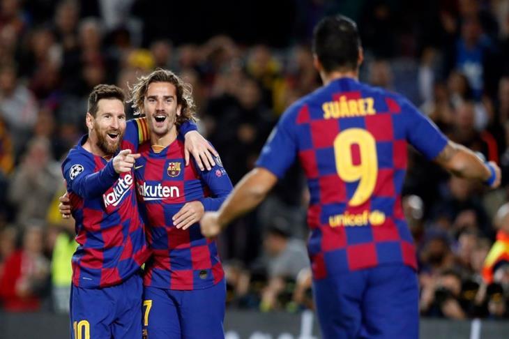 أتلتيكو يستهدف انتصارا غائبا على برشلونة منذ 2010.. وميسي يبحث عن الـ30