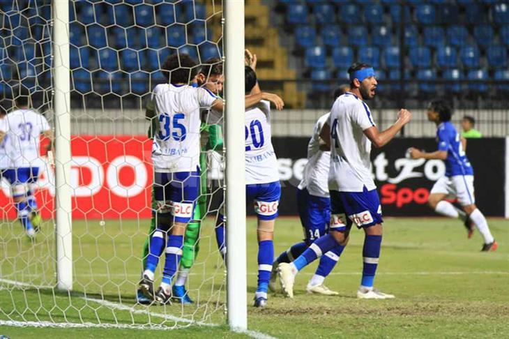 سموحة يصعب موقف المقاصة ويخطف تعادلًا قاتلًا في الدوري المصري