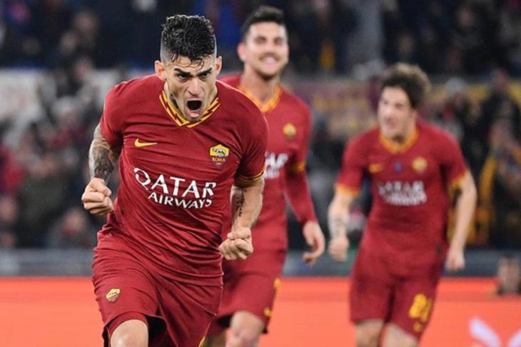 روما يُكمل عقد الثمانية الكبار في كأس إيطاليا