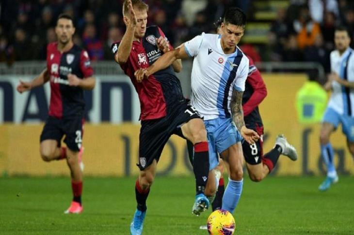 ريمونتا.. لاتسيو يسجل مرتين +90 ويفوز على كالياري في الدوري الإيطالي