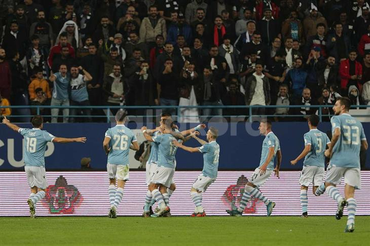 لاتسيو يفقد نقطتين أمام فيرونا ويفرط في وصافة الدوري الإيطالي