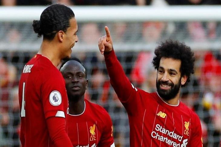 صلاح مازحاً: يونايتد تعادل مع ليفربول لأنني كنت مصاباً