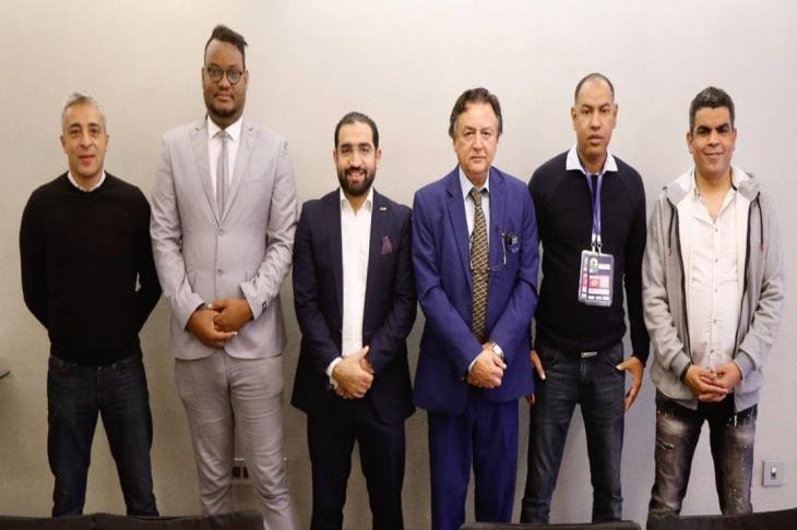 تفاصيل الاجتماع الفني لمباراة بيراميدز وبطل موريتانيا