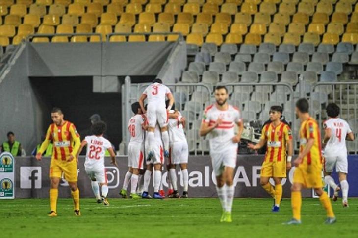 حكم موريتاني يُدير مباراة الزمالك وبترو أتلتيكو