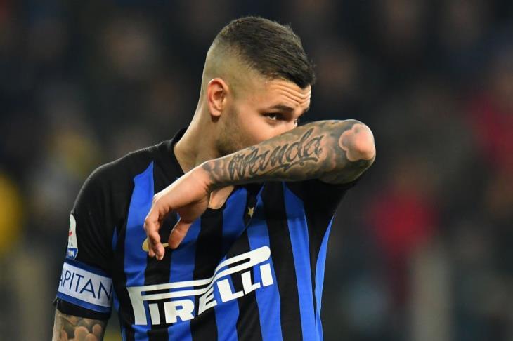 سيصبح ثاني أغلى لاعب في إيطاليا.. نابولي ينوي تقديم عرضًا لضم إيكاردي