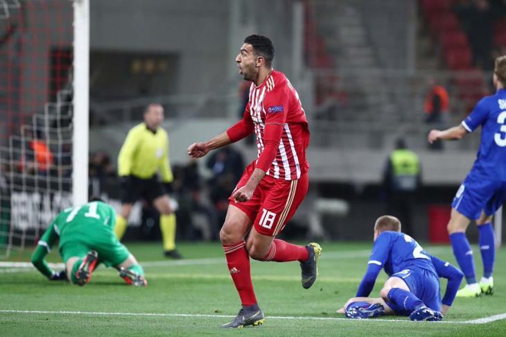 بالفيديو.. كوكا يسجل هدفًا رائعا في الدوري الأوروبي