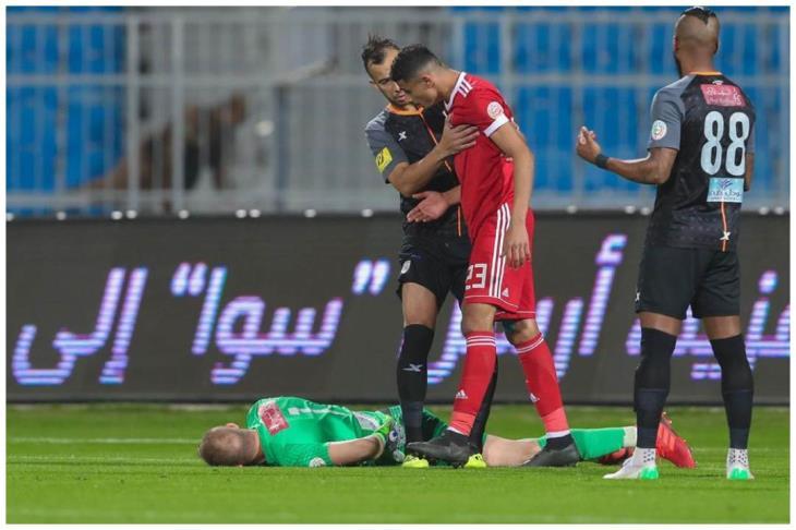 الوحدة يسقط بهدف أمام الشباب بالدوري السعودي