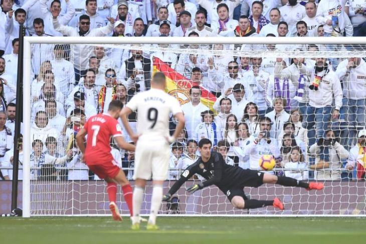 الفارق يتسع مع برشلونة.. خسارة مفاجئة للريال أمام جيرونا بالليجا