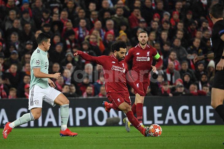ليفربول ينقل موقعه الحسم إلى ألمانيا بعد مباراة سلبية أمام بايرن بالأبطال