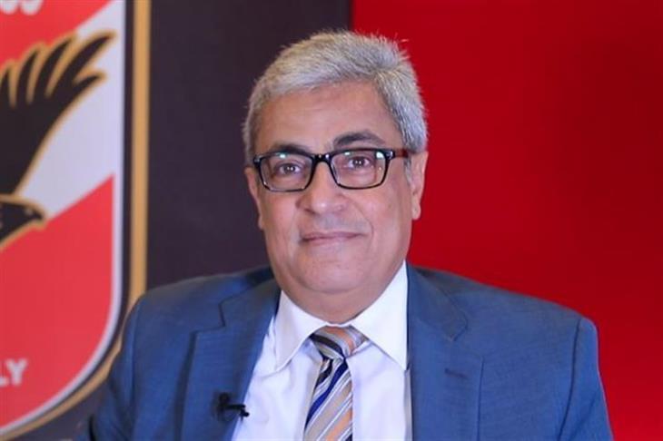 وفاة خالد توحيد رئيس قناة الأهلي