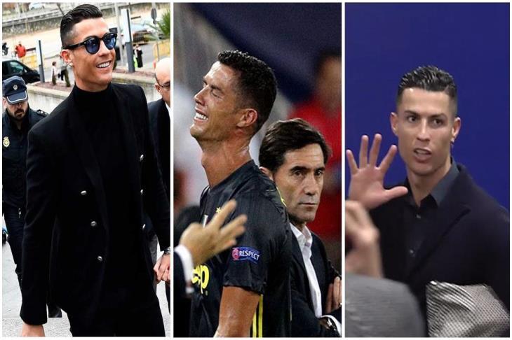 تقرير.. عودة رونالدو إلى إسبانيا.. 3 أزمات × 3 مشاهد