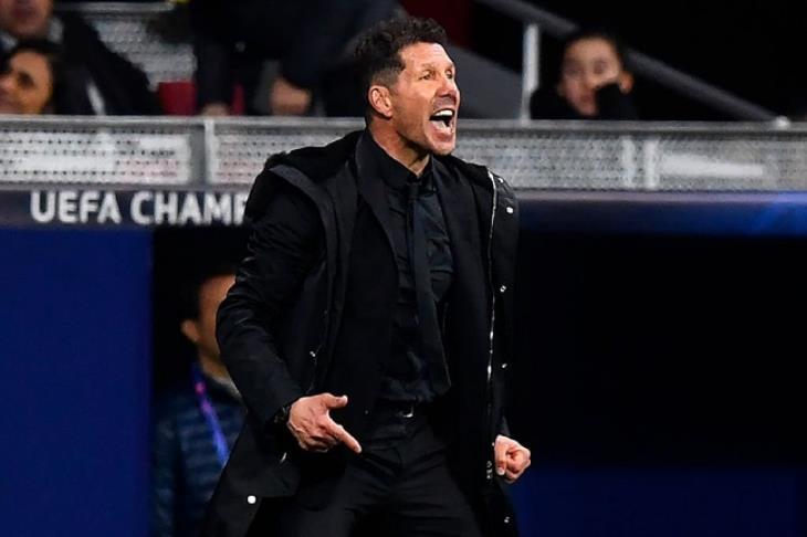 سيميوني يؤمن بفريق أتلتيكو مدريد.. ويتمسك بليمار