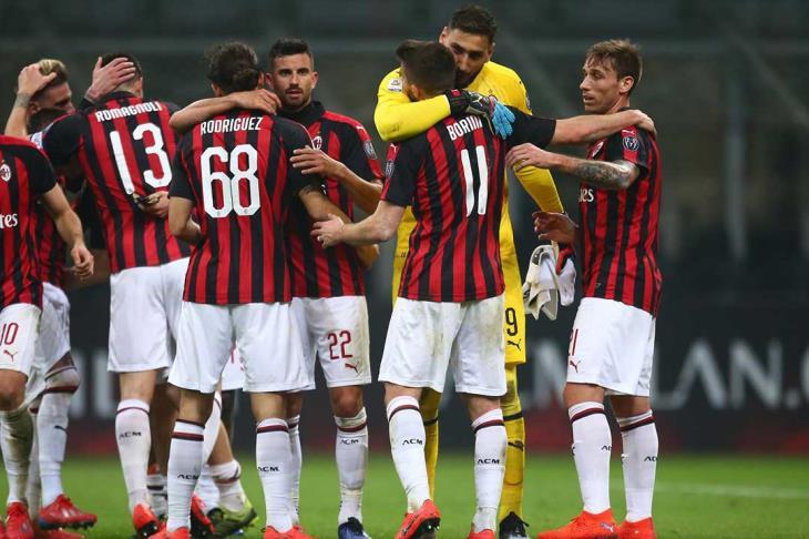 ميلان يهزم إمبولي بثلاثية في الدوري الإيطالي