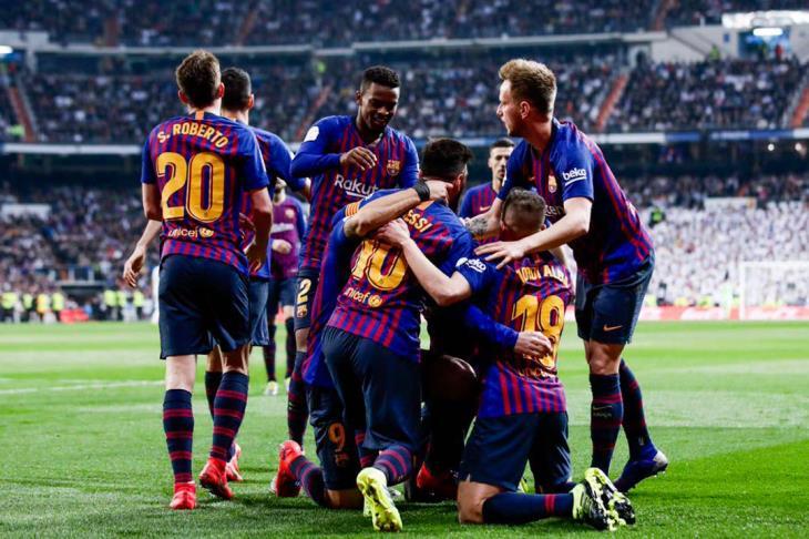 ليس السيتي أو يوفنتوس.. لاعبو برشلونة يختارون الخصم المفضل لقرعة ربع نهائي الأبطال