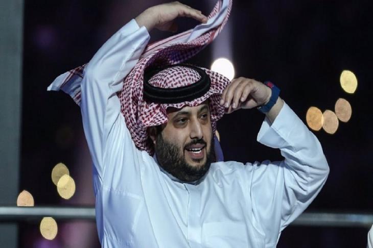 """رسميا.. تركي آل الشيخ """"رئيسا فخريا"""" للوحدة السعودي"""