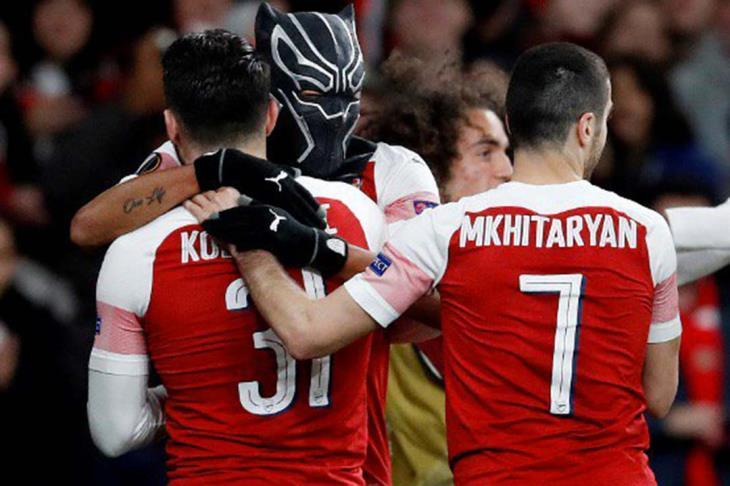 عودة مثالية.. أرسنال يتأهل لربع نهائي الدوري الأوروبي بالفوز على رين