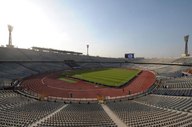 بالصور.. وزارة الرياضة تكشف الشكل المنتظر لاستاد القاهرة بأمم أفريقيا