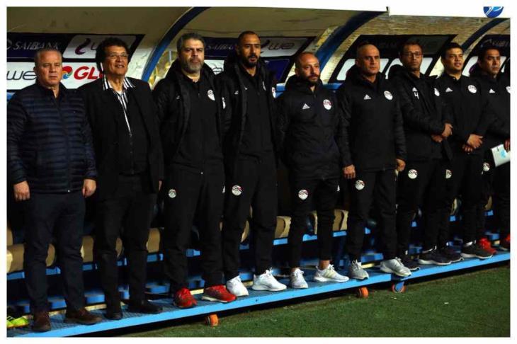 رمضان صبحي على رأس قائمة المنتخب الأولمبي لمعسكر اسبانيا