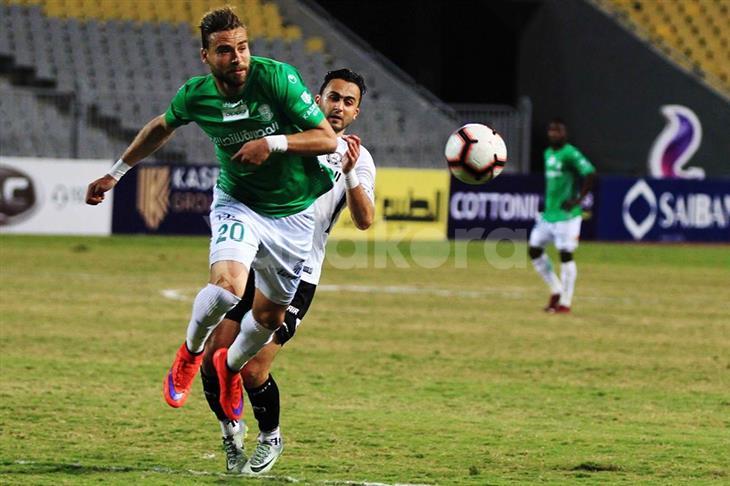 خالد قمر يحافظ على سلسة اللا هزيمة للاتحاد بتعادل قاتل أمام حرس الحدود