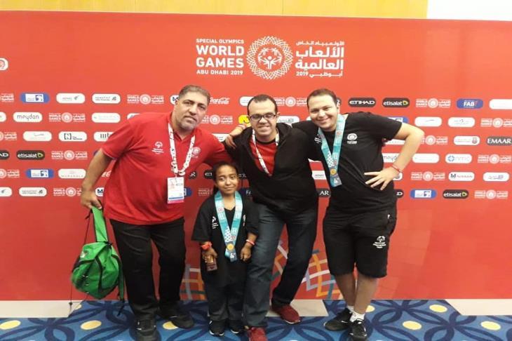 10 ميداليات مصرية في حصاد اليوم الثالث بالأوليمبياد الخاص