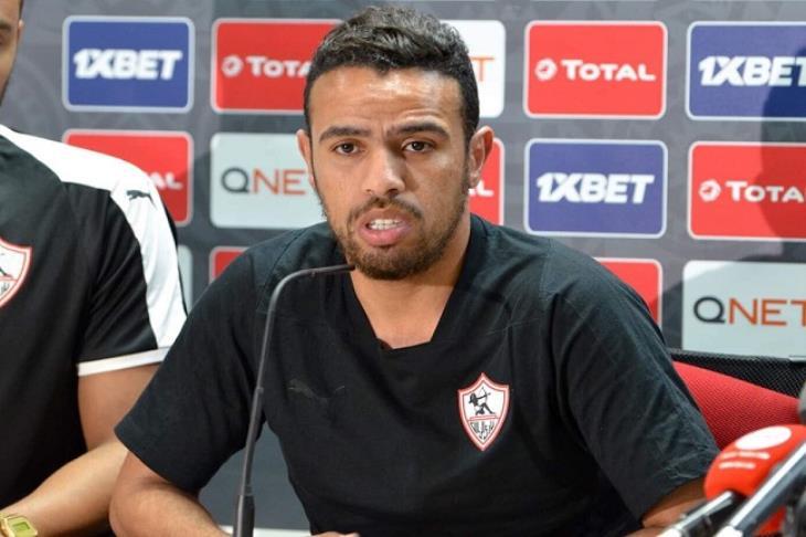 حازم إمام: حققنا نتائج جيدة بالمغرب.. والملعب لن يؤثر علينا