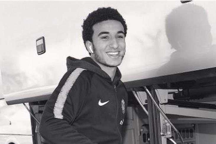 المنتخب الأوليمبي يستدعى لاعب باريس سان جيرمان لمعسكر إسبانيا